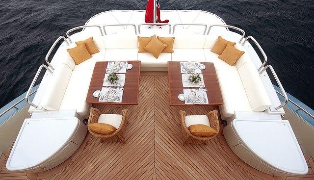 Aquamarina Charter Yacht - 5