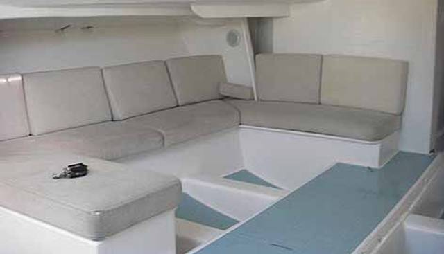 Red Pearl Charter Yacht - 3