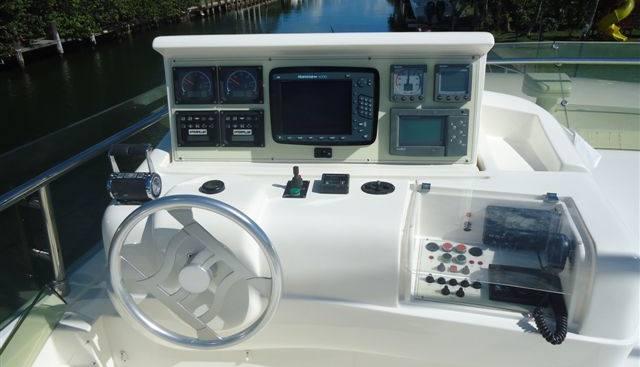 Overlook II Charter Yacht - 4