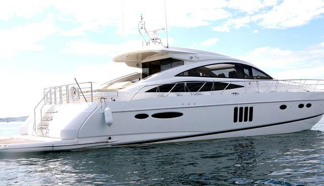 Les Trois Filles Charter Yacht - 2