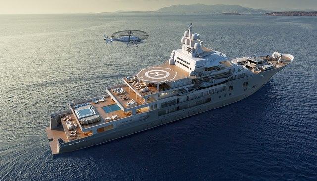 Andromeda Charter Yacht
