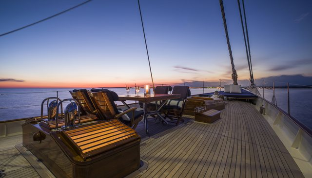 Alexa of London Charter Yacht - 3