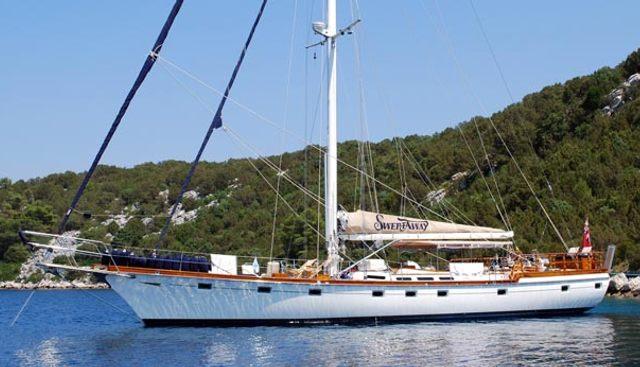 Sweptaway Charter Yacht