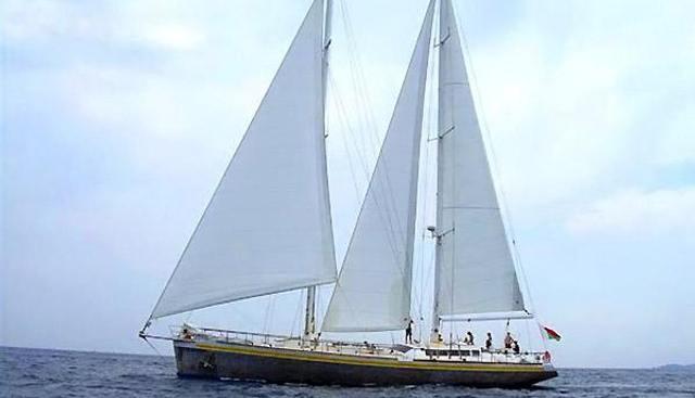 Antsiva Charter Yacht