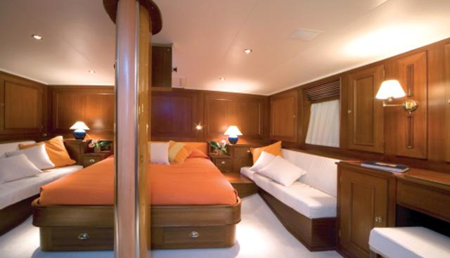 Tiziana Charter Yacht - 8
