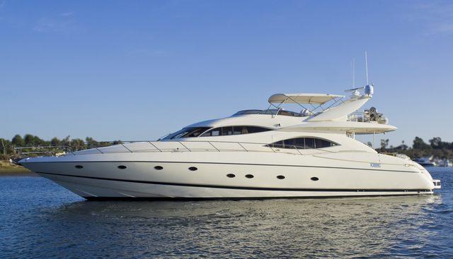 Best Friends Charter Yacht