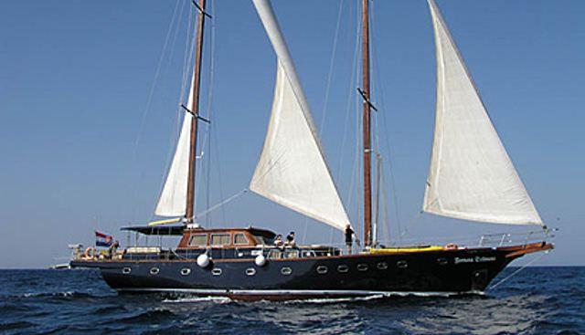 Fortuna Dalmata Charter Yacht