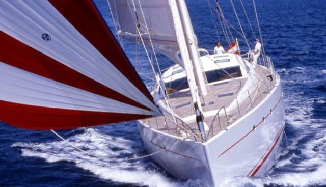 Sunleigh Charter Yacht