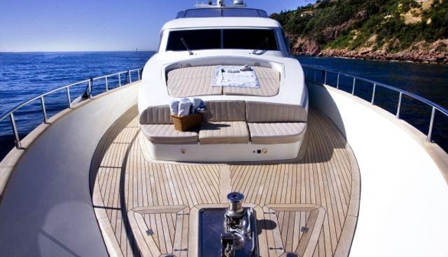 Laysh La Charter Yacht - 2