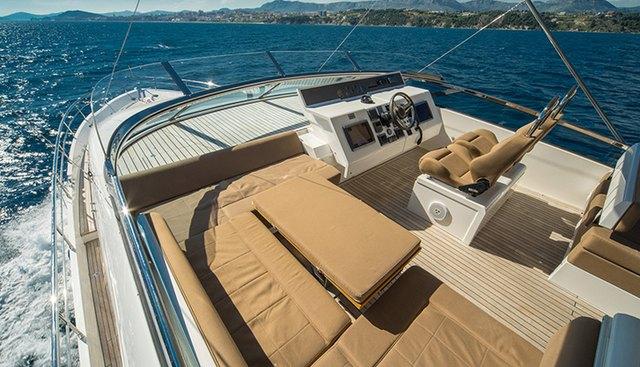 Schatzi Charter Yacht - 3
