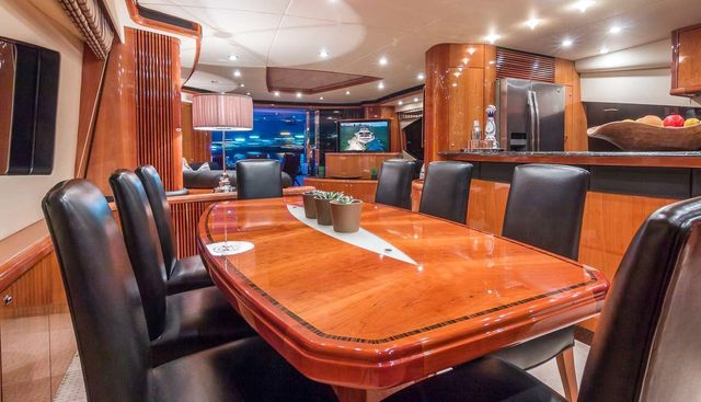 Why Knot Charter Yacht - 8