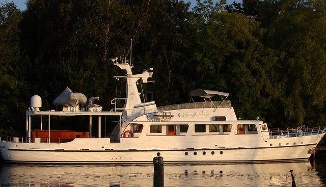 Rudolf Diesel Charter Yacht - 4