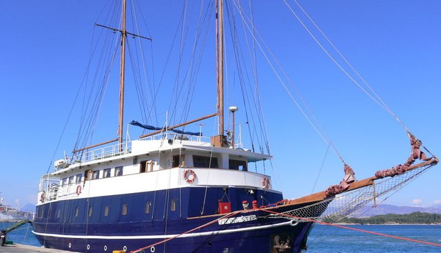 Viking Star Charter Yacht