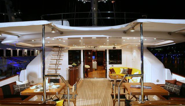 Blush Charter Yacht - 2