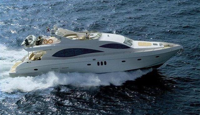 Archer Star Charter Yacht