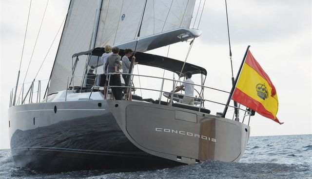 Concordia Charter Yacht - 2