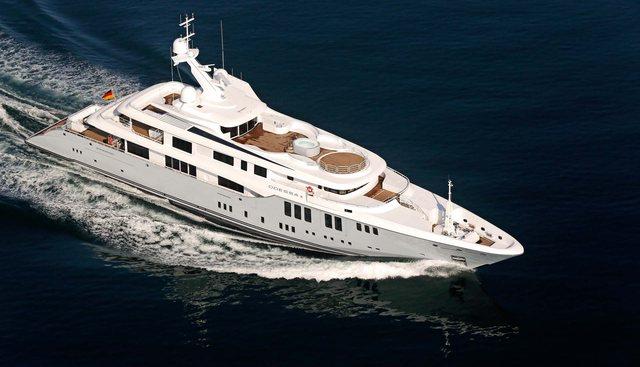 Odessa II Charter Yacht