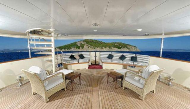 Meserret Charter Yacht - 4