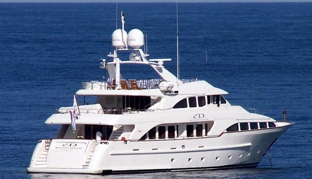 Blind Date Too Charter Yacht