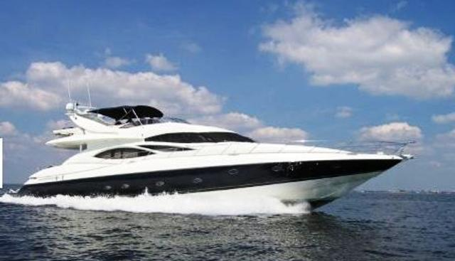 Camilleon Charter Yacht