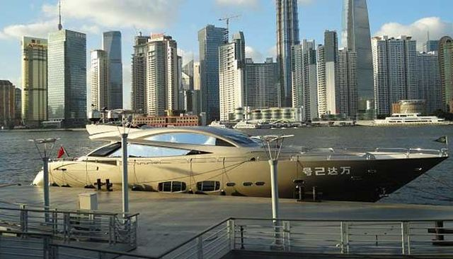 Wanda 2 Charter Yacht