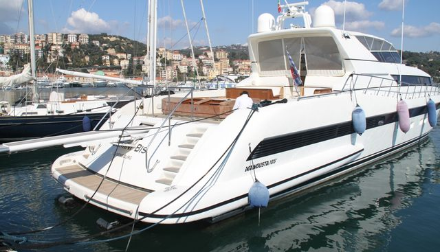 Plume Charter Yacht - 3