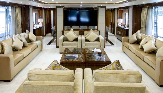 Lusia M Charter Yacht - 8