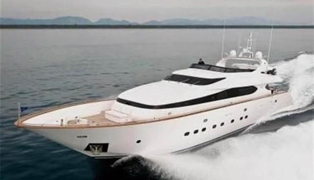 Kokomo Uno Charter Yacht