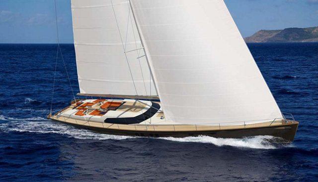 Jongert 3200P Charter Yacht