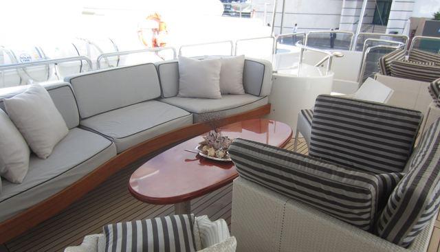 Satine Charter Yacht - 6