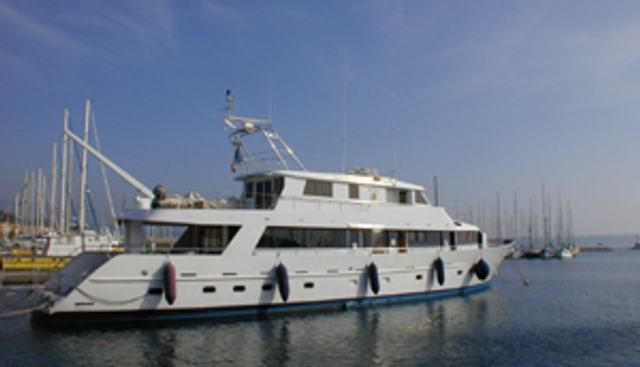 Sea Life Charter Yacht