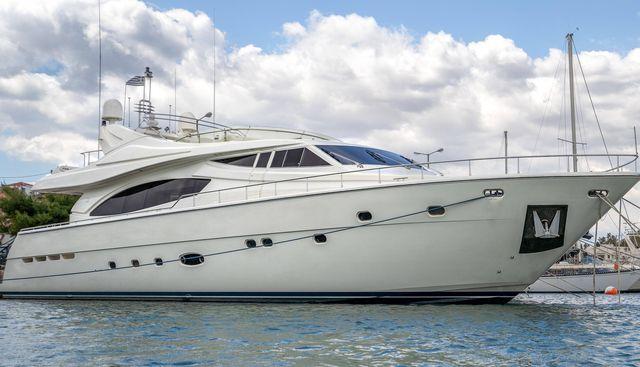 Estia Yi Charter Yacht