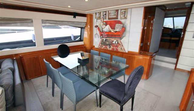 Annouka Charter Yacht - 5