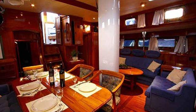 Grand Jubilee Charter Yacht - 5