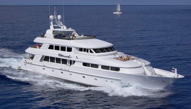 Charlotte Ann Charter Yacht - 5