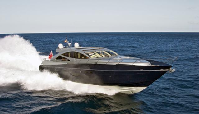Irina Esc Charter Yacht
