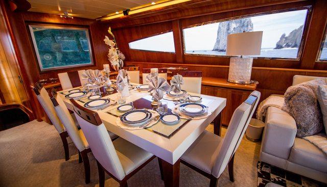 Catari Charter Yacht - 7