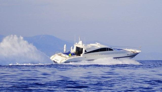The Office Charter Yacht - 2