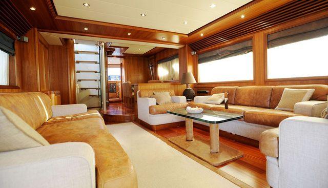 Happy Feet Charter Yacht - 3