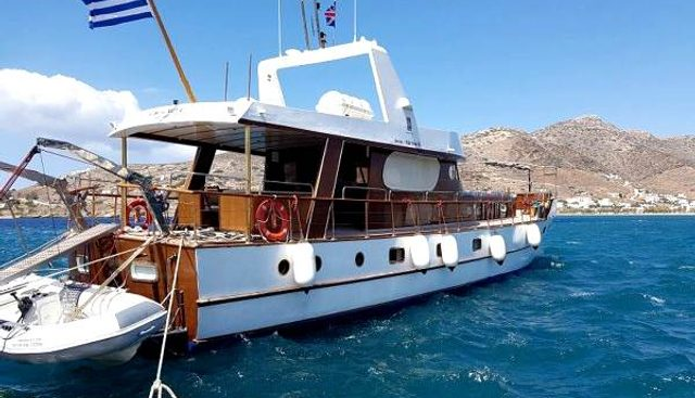 Amanda Charter Yacht - 5