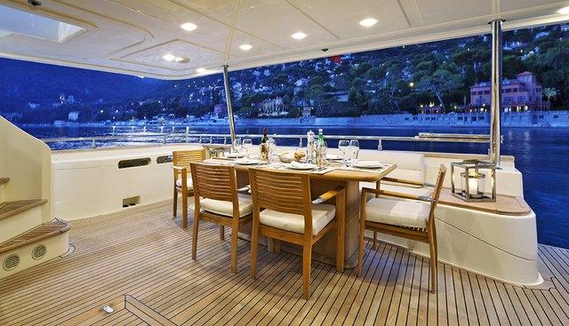 La Pausa Charter Yacht - 3