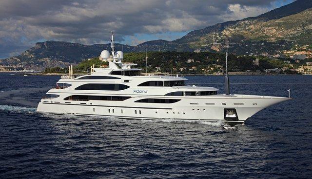 Adora Charter Yacht