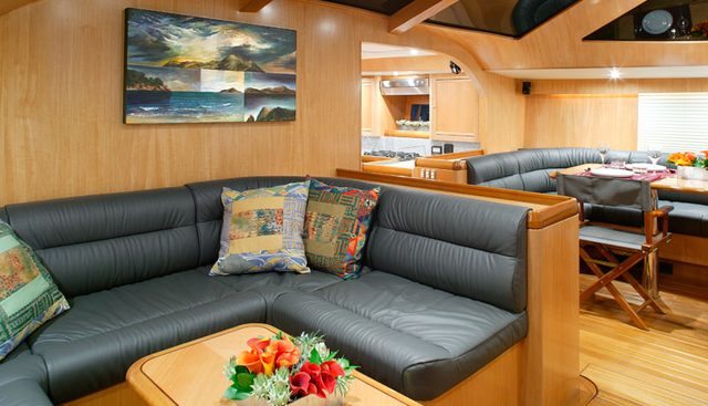 Intrigue Charter Yacht - 5