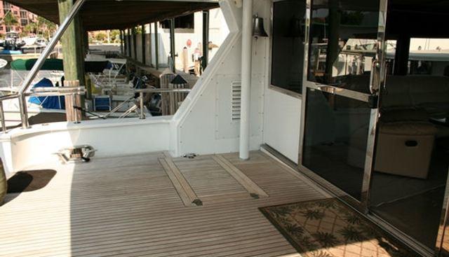 Sea Jordan Charter Yacht - 2