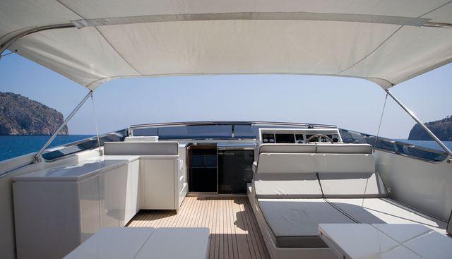 Las Brisas Charter Yacht - 2