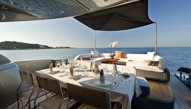 Rhino A Charter Yacht - 2