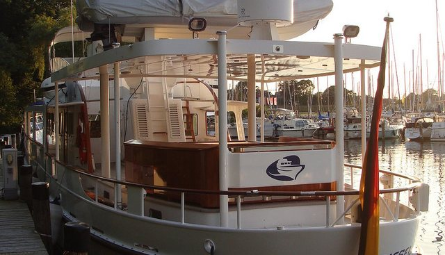 Rudolf Diesel Charter Yacht - 5