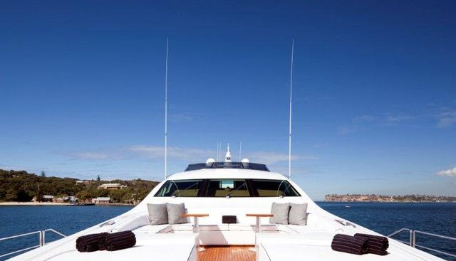 Be On It Charter Yacht - 3