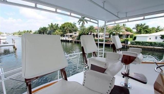 Hullbilly Charter Yacht - 8