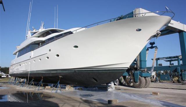 Aqua Kat Charter Yacht